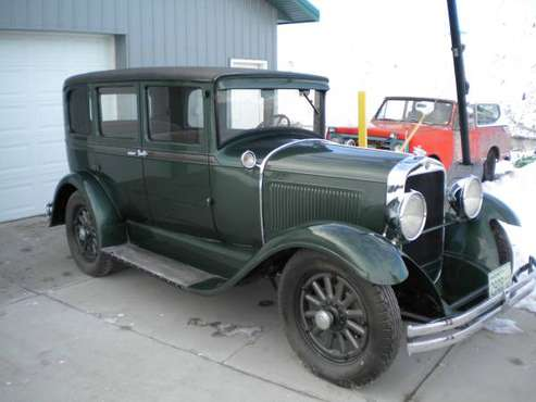 91 year old 1928 Studebaker for sale in Orondo, WA
