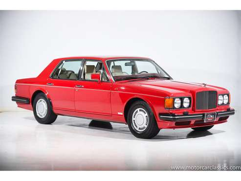 1990 Bentley Turbo R for sale in Farmingdale, NY