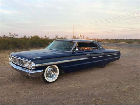 1964 Ford Galaxie 500 for sale in Cadillac, MI