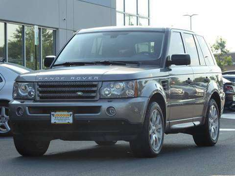 2007 Range Rover Sport HSE 4dr SUV 4WD (3 MONTH WARRANTY) for sale in CHANTILLY, District Of Columbia