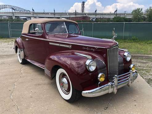 1941 Packard 160 for sale in Bedford Heights, OH