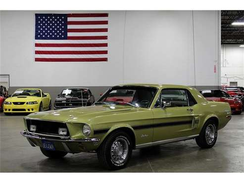 1968 Ford Mustang for sale in Kentwood, MI