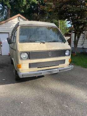 1982 Vanagon Westfalia L for sale in Seattle, WA
