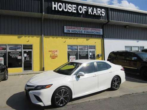 2018 Toyota Camry SE SEDAN CALL OR TEXT TODAY - cars & trucks - by... for sale in MANASSAS, District Of Columbia