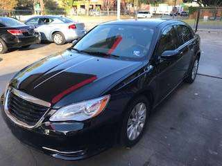 Astros Special! Low Down $300! 2013 Chrysler 200 for sale in Houston, TX