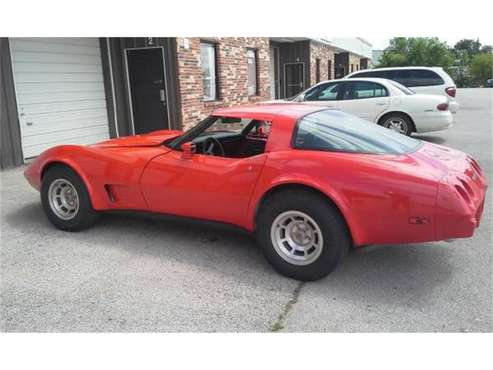 1979 Chevrolet Corvette for sale in Cadillac, MI