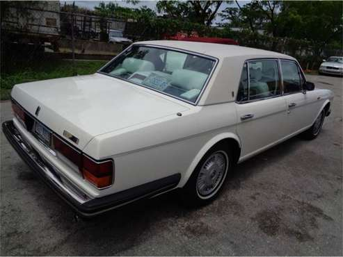 1991 Rolls-Royce Silver Spur for sale in Fort Lauderdale, FL