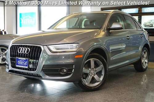 2015 Audi Q3 2.0T Premium Plus SUV for sale in Lynnwood, WA
