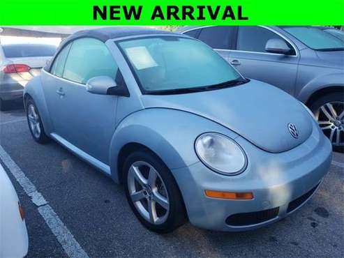 2010 Volkswagen New Beetle Convertible 2.5L - convertible for sale in Naples, FL