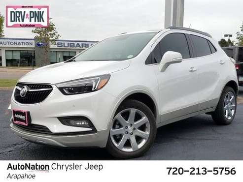 2018 Buick Encore Premium AWD All Wheel Drive SKU:JB605990 for sale in Englewood, CO