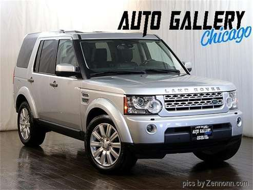 2013 Land Rover LR4 for sale in Addison, IL