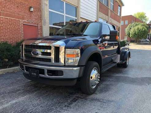 2010 Ford F550 6.4L Turbo Diesel Super Duty Custom Hauler for sale in Saint Charles, MO