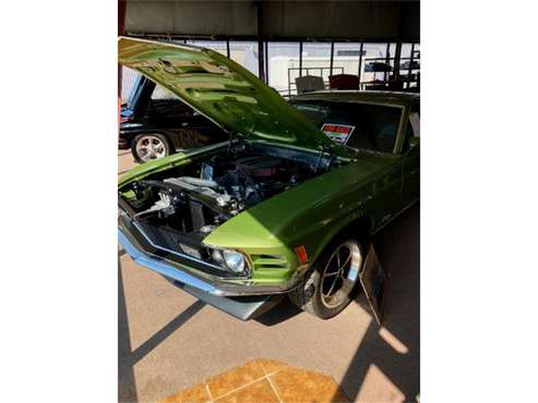 1970 Ford Mustang for sale in Cadillac, MI
