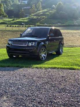 Range Rover sport supercharged for sale in Asheville, NC