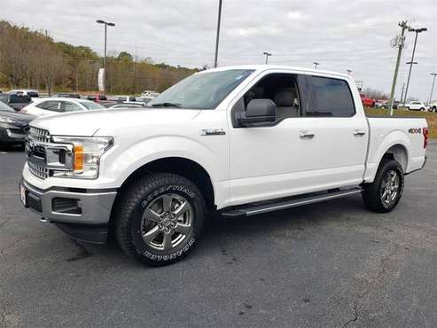 2020 Ford F-150 XLT 4x4 - cars & trucks - by dealer - vehicle... for sale in Eden, NC