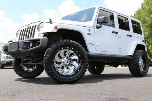2016 Jeep Wrangler Unlimited 75th Anniversary (272479) for sale in Newton, IN