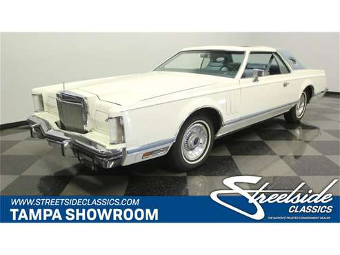 1979 Lincoln Continental for sale in Lutz, FL