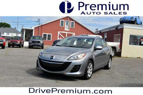 One owner 2010 Mazda 3 for sale in Fall River, RI