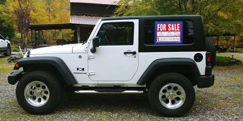 2007 jeep wrangler for sale in White bird, ID