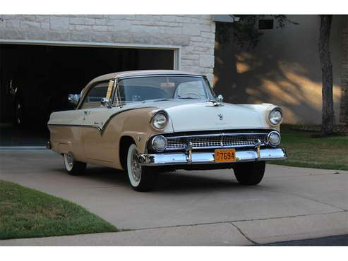 1955 Ford Fairlane Victoria for sale in Georgetown, TX