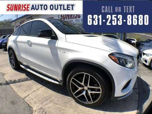2016 Mercedes-Benz GLE 450 AMG - Down Payment as low as: for sale in Amityville, NY