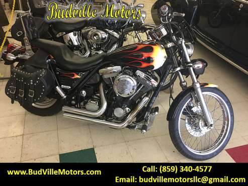 1992 Harley-Davidson Motorcycle for sale in Paris , KY