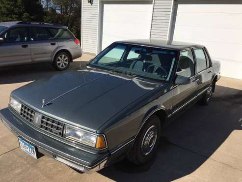1987 Oldsmobile Delta 88 for sale in Milaca, MN