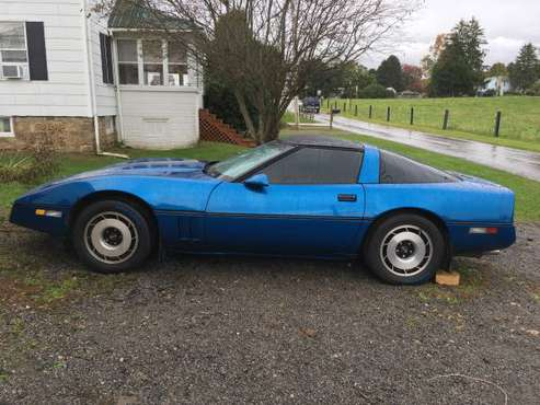 1985 Chevy Corvette for sale in Dayton, PA