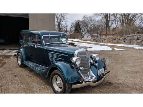 1934 Dodge Brothers Sedan for sale in Annandale, MN