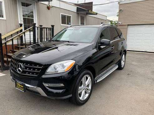 2014 Mercedes-Benz M-Class ML350 4MATIC Buy Here Pay Her, for sale in Little Ferry, NJ