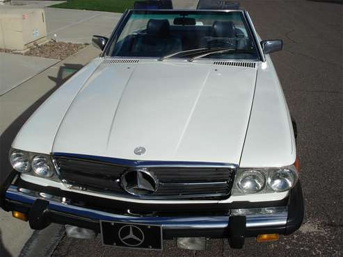 1983 Mercedes-Benz 380SL for sale in Glendale, AZ