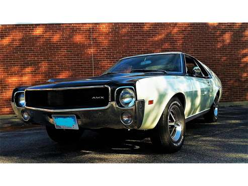 1969 AMC AMX for sale in Wonder Lake, IL