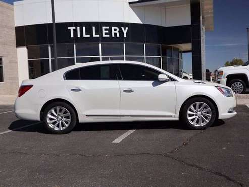 2015 Buick LaCrosse Leather - cars & trucks - by dealer - vehicle... for sale in Los Lunas, NM