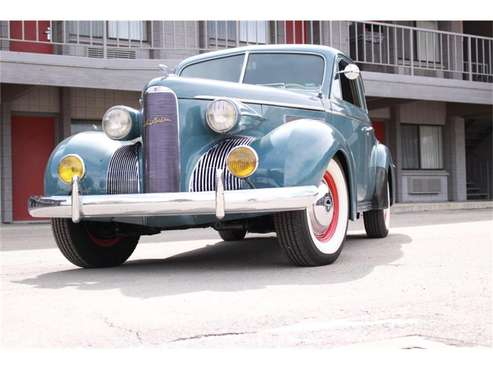 1939 LaSalle Coupe for sale in Vernal, UT
