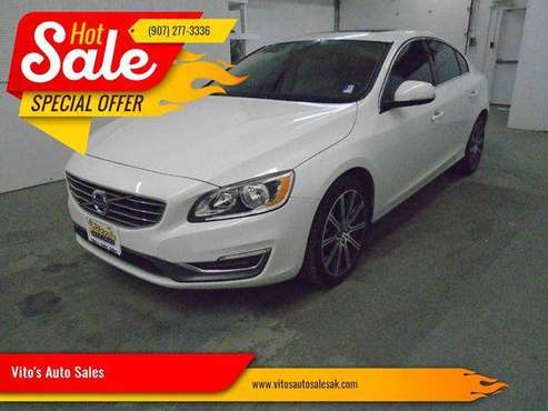 2016 Volvo S60 T5 Inscription AWD 4dr Sedan Home Lifetime Powertrain... for sale in Anchorage, AK