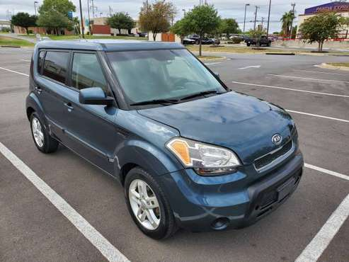 2011 Kia Soul + for sale in San Antonio, TX