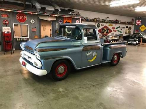 1958 GMC Pickup for sale in Cadillac, MI