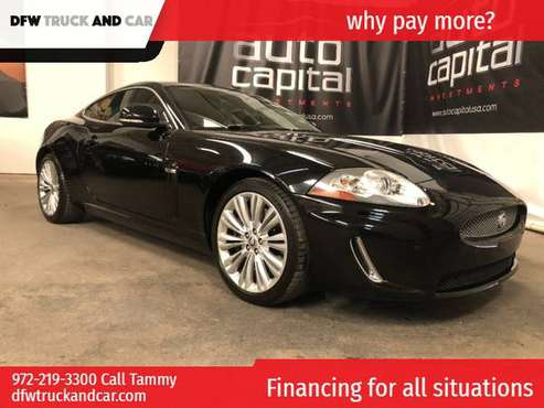 2010 Jaguar XK 2dr Cpe for sale in Fortworth, TX