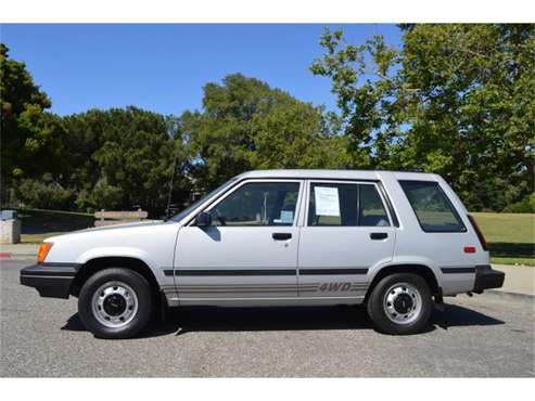 1985 Toyota Tercel for sale in San Jose, CA