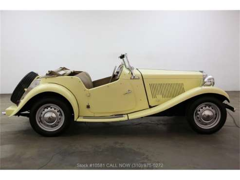1952 MG TD for sale in Beverly Hills, CA