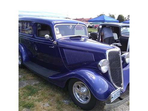 1934 Ford Sedan Delivery for sale in Taylorsville, KY