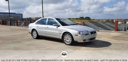 2006 Volvo S80 97k miles Leather, Sunroof, Alloys - Nice drive for sale in Austin, TX