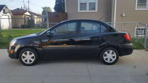 2006 Kia Rio LX for sale or trade for sale in Pleasant Prairie, WI