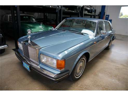 1993 Rolls-Royce Silver Spur for sale in Torrance, CA