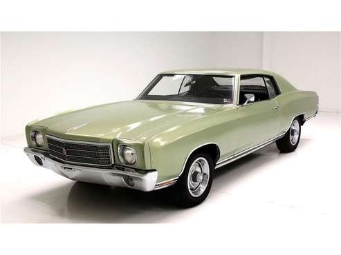 1970 Chevrolet Monte Carlo for sale in Morgantown, PA