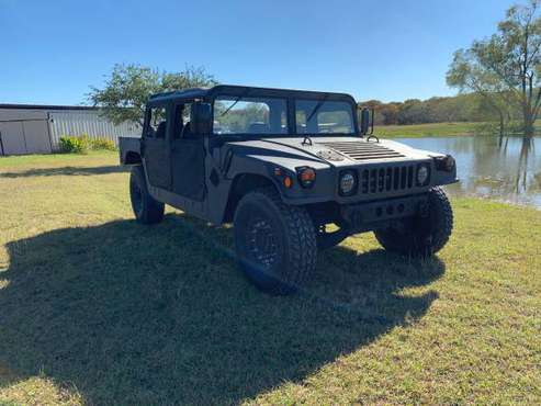 1988 Humvee 4dr 6.5L for sale in Ennis, TX