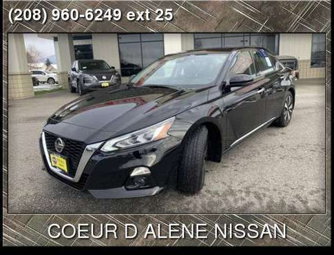 2019 Nissan Altima 2.5 Sv - cars & trucks - by dealer - vehicle... for sale in Coeur D Alene, WA