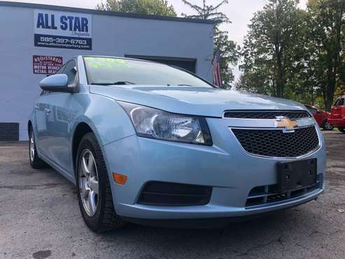 2012 Chevy Cruze LT**6 Speed*Clean for sale in Canandaigua, NY