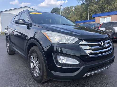 2013 Hyundai Santa Fe Sport AWD! WE DO BUY HERE PAY HERE!!!! for sale in Chillicothe, OH
