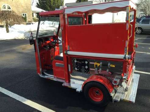 CUSHMAN ICE CREAM FIRETRUCK for sale in Larchmont, NY